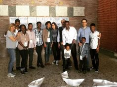 A Ragusa otto profughi eritrei attraverso i corridoi umanitari