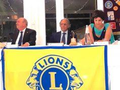 Salvatore D'Amanti nuovo presidente del Lions Club Ragusa Host