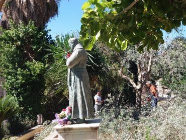 Rifatto il look dei giardini dell'Ospedale Busacca di Scicli