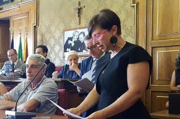 Giovanna Occhipinti eletta Presidente della Commissione Risorse