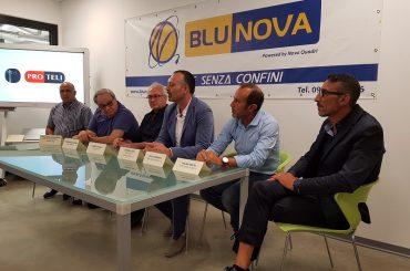 Ragusa Calcio 1949: dirigenza e staff tecnico, in partnership con Nova Quadri, hanno incontrato la stampa