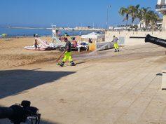 Sgombro delle imbarcazioni e pulizia straordinaria in piazza della Dogana, a Marina di Ragusa
