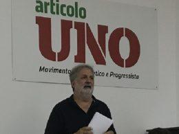 """Art. 1 MDP riprende il """"cammino"""", con Gianni Battaglia alla guida"""