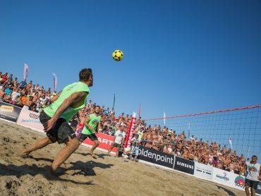 A Marina di Ragusa arriva la Bobo Summer Cup presented by DAZN, il torneo di footvolley più divertente d'Italia