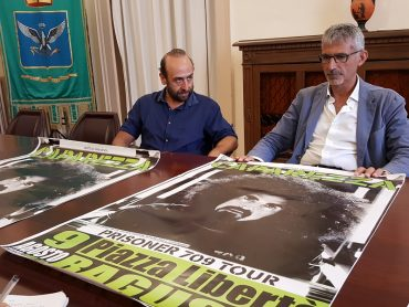 Caparezza a Ragusa: un grande evento che gode del massimo apprezzamento del Sindaco Cassì