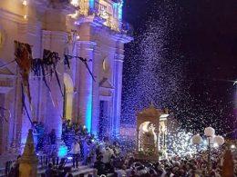 Grande Festa, a Giarratana, per la Madonna della Neve