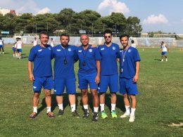 Svanito il ripescaggio, prosegue il lavoro di preparazione del Ragusa Calcio 1949