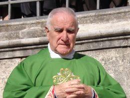 60 anni di sacerdozio di monsignor Giovanni Battaglia