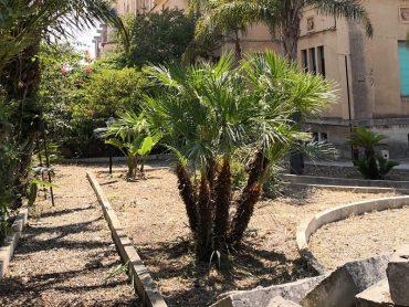 Manutenzione per i giardini degli ospedali di Ragusa