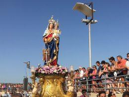 Festeggiamenti in onore di Maria SS di Portosalvo