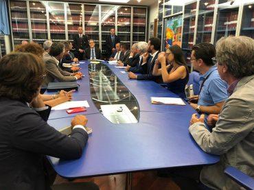"""Firmato a Palermo il """"Contratto di Costa"""" contro l'erosione delle coste"""