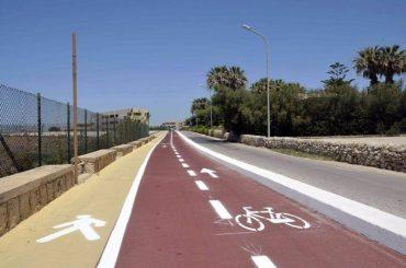 Un'altra pista ciclabile a Marina di Ragusa entro la prossima stagione estiva