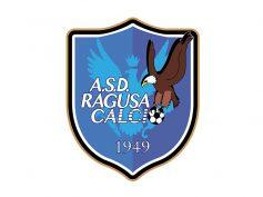 Ragusa Calcio 1949 concentrato per la gara di ritorno, di Coppa, con il Frigintini