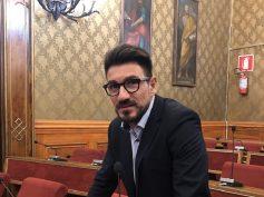 Peppe Cassì, coadiuvato dal consigliere Daniele Vitale, segue il settore sportivo con particolare attenzione