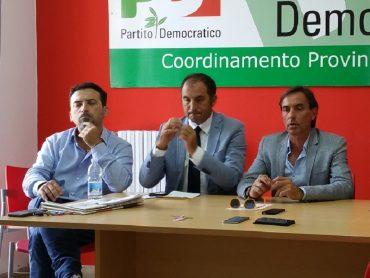 Calabrese e Chiavola del PD giudicano di serie B le scelte dell'amministrazione Cassì
