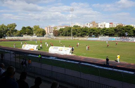 Il Ragusa Calcio conquista il primo posto in classifica a spese dello Sporting Priolo