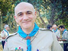 Don Paolo La Terra assistente generale dell'Associazione italiana guide e scout d'Europa