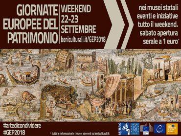 Le Giornate Europee del Patrimonio a Camarina, a Ragusa, a Cava d'Ispica e Scicli