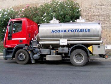 Contributi per fornitura diretta di acqua potabile