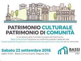 Patrimonio culturale, patrimonio di comunità