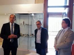 Nello Dipasquale a Ragusa con l'assessore regionale ai beni culturali
