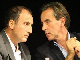 Peppe Calabrese e Nello Dipasquale non vogliono sentir ragioni sulla metropolitana di superficie