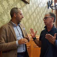 Nell'agosto del 2014, Maurizio Tumino, con Giuseppe Lo Destro, aveva avvertito qualche stranezza nel bando per gli SPRAR
