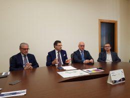 Presentata in conferenza stampa l'inaugurazione del nuovo ospedale di Ragusa