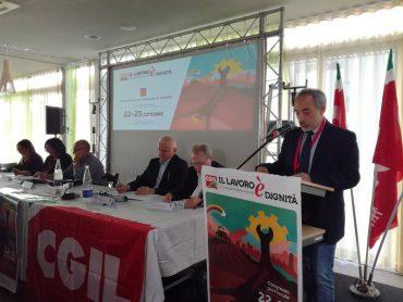 Si è aperto il congresso della CGIL alla presenza di centoquarantanove delegati