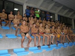 Nuoto e pallanuoto: l'Erea lavora per i campionati