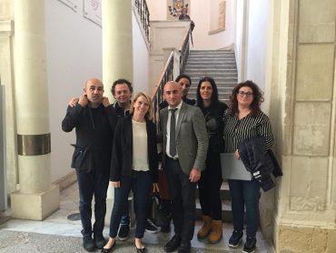 A Vittoria, è rimasto Peppe Nicastro a difendere le esigenze della collettività