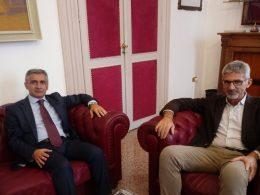 Si è insediato il nuovo dirigente del settore Servizi finanziari e contabili del Comune di Ragusa, il dott. Giuseppe Sulsenti