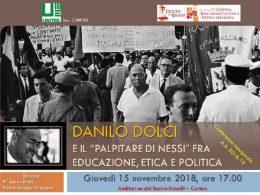 Educazione, etica e politica in Danilo Dolci