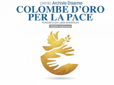 Il premio speciale ''Colomba d'oro per la Pace'' al Progetto Presidio della Caritas diocesana di Ragusa