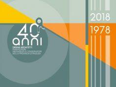 40 anni dalla costituzione dell'Ordine degli Architetti di Ragusa