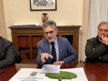 Anche a Ragusa, finalmente, la Festa dell'Albero, grazie a Giovanni Iacono e alla giunta Cassì