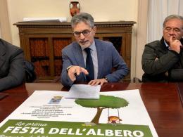 """Giovanni Iacono: """"Per il verde pubblico, un'attività che non può conoscere una fine"""""""