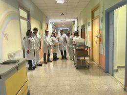Malattie infettive trasferita al Maria Paternò Arezzo, spazi più ampi e luminosi
