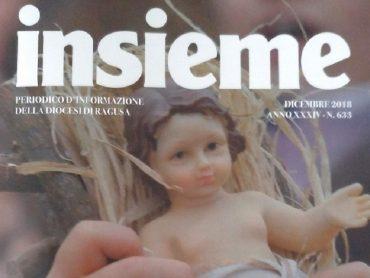 Nuova veste grafica per INSIEME, il mensile diocesano