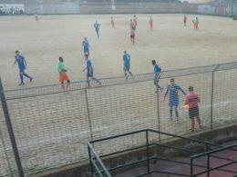 Il Ragusa Calcio vince contro l'Aidone e raggiunge al primo posto l'Enna in turno di riposo