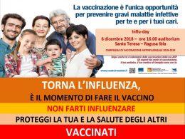 Giornata della Trasparenza e Influ-Day all'ASP di Ragusa