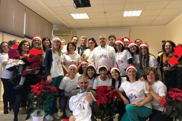 A Modica si fa festa con i nati del 2018, nel reparto di ostetricia e ginecologia del 'Maggiore'