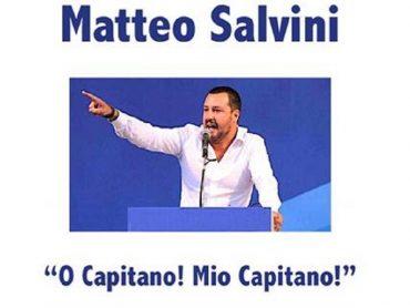 """O Capitano! Mio Capitano"""