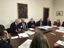 """""""Festa della Salute"""", presentazione in conferenza stampa presso la Direzione dell'Azienda Sanitaria"""