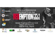 """""""Redemption for a lost soul"""", una opportunità per il territorio e le sue istituzioni"""