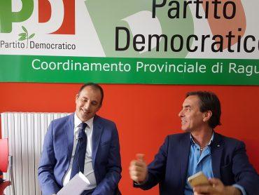 Peppe Calabrese capolista per Nicola Zingaretti a Ragusa e Siracusa