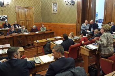 Il Consiglio Comunale come una palestra, per Cassì e la sua Giunta