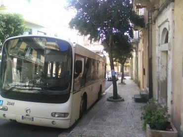 Dal 27 giugno riattivata la linea urbana n. 3 notturna per Ibla