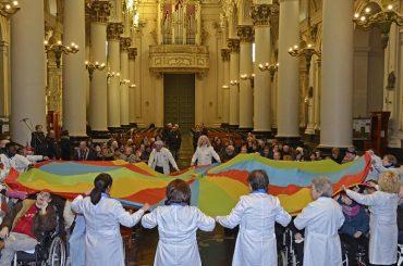 Celebrata da S.E, il Vescovo, mons. Cuttitta, la Giornata Diocesana del Malato