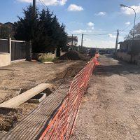 Realizzata la rete fognaria nella zona di espansione tra le contrade Nunziatella e Monachella